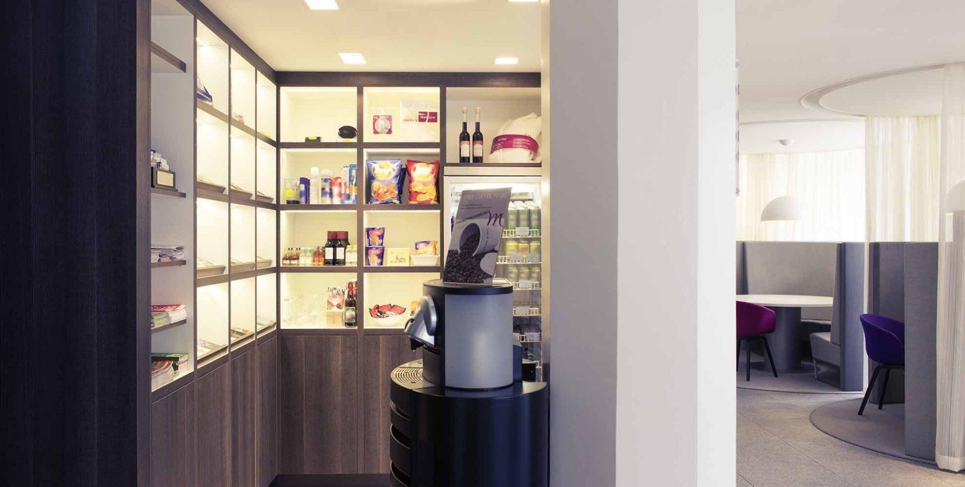 Mercure Hotel Nijmegen Shop