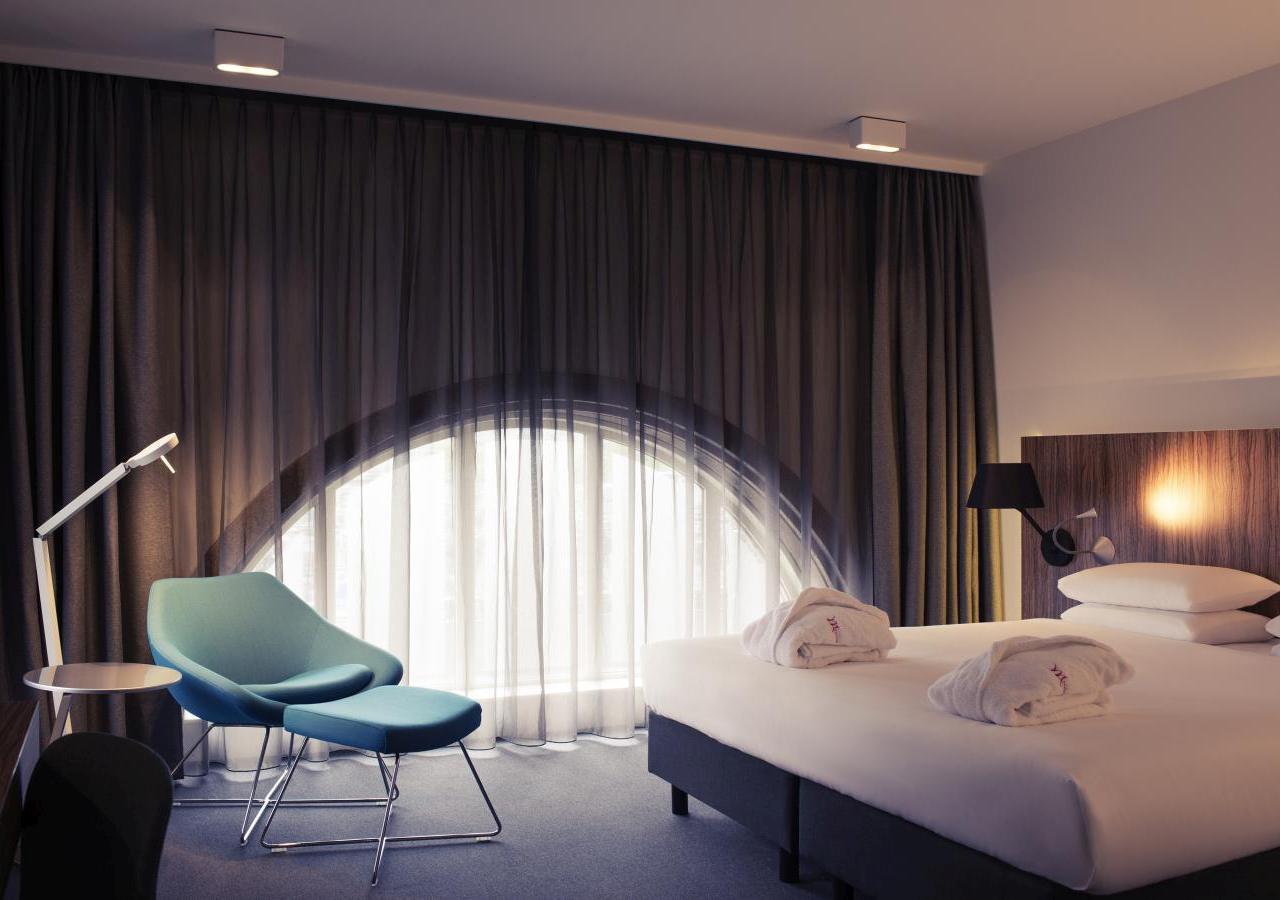 Mercure Hotel Nijmegen kamer bezienswaardigeheden