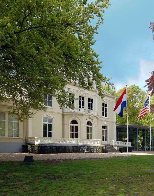 Airborne Museum Hartenstein Villa